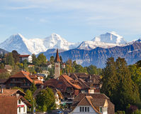 Lake Thun Stock Photos