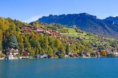 Lake Thun Royalty Free Stock Images