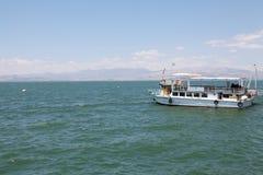 Lake Tiberias Royalty Free Stock Photo