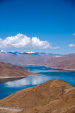 Lake in tibet, China Stock Images