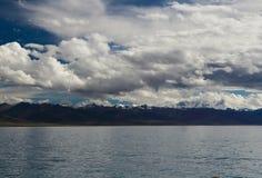 Namtso Lake in Tibet Stock Photos