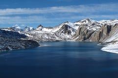 Lake Tilicho Royalty Free Stock Photography