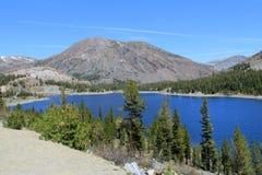 Lake at Tioga Pass Stock Photography
