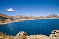 Lake Titicaca, Bolivia Stock Photo