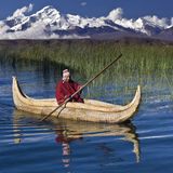 Lake Titicaca - Bolivia - South America Stock Images