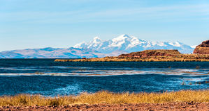 Lake Titicaca Royalty Free Stock Photography