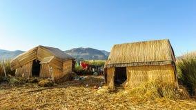Lake Titikaka, Peru Royalty Free Stock Image