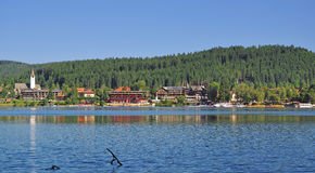 Free Lake Titisee,Black Forest,Germany Royalty Free Stock Photos - 24085018