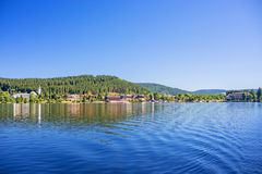 Lake Titisee Stock Images