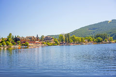 Lake Titisee Royalty Free Stock Images