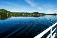 Lake Titisee, Black Forest Germany Stock Photos