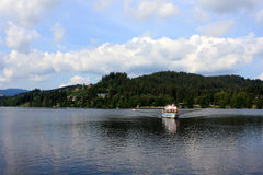 Lake Titisee, Black Forest Stock Photos
