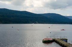Lake Titisee, Germany Stock Image