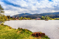 Lake Titisee in Germany Royalty Free Stock Image