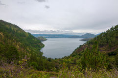 Lake Toba. Stock Photos
