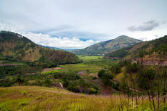 Lake Toba. Royalty Free Stock Photos