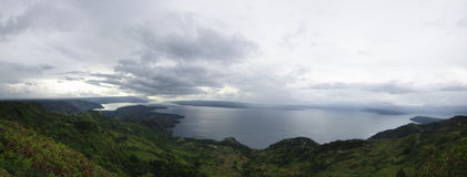 Lake Toba. Royalty Free Stock Image