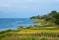 Lake Toba, Indonesia Stock Image
