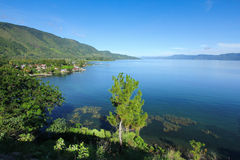 Lake Toba, Indonesia Stock Photos