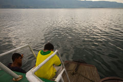 Lake Toba Stock Photo