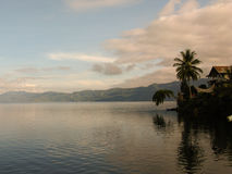 Lake Toba Royalty Free Stock Image
