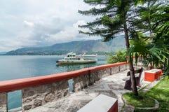 Lake Toba North Sumatra Royalty Free Stock Image