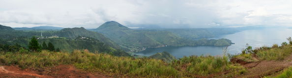 Lake Toba Stock Images