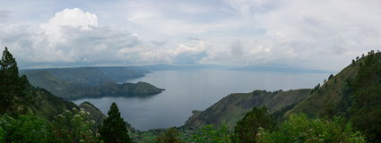 Lake Toba Royalty Free Stock Photos