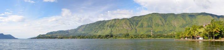 Lake Toba in Sumatra, Indonesia Royalty Free Stock Image