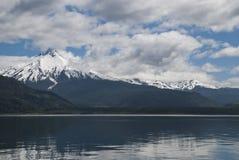 Lake Todos Los Santos Royalty Free Stock Image