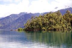 Lake Todos Los Santos, Chile Stock Photos