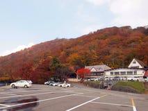 Lake Towada, Aomori, Japan Stock Photo