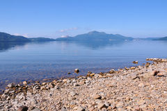 Lake Toya Royalty Free Stock Photo