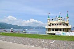 Lake Toya, Hokkaido, Japan Royalty Free Stock Photos