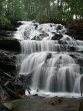 Lake Trahlyta Falls - Georgia Royalty Free Stock Images