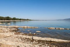 Lake Trasimeno Stock Photo