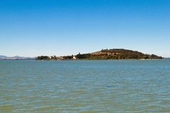 Lake Trasimeno Royalty Free Stock Photo