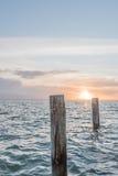 Lake Trasimeno, Umbria - Italy Stock Photography
