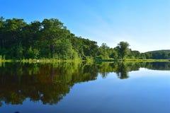 Lake, Trees, Water, Reflection Royalty Free Stock Photo