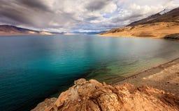 Lake Tso Moriri Stock Photo