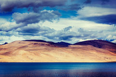 Lake Tso Moriri, Ladakh Royalty Free Stock Image