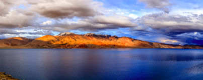 Lake Tso Moriri Royalty Free Stock Image