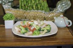 Lake Tung Ting Shrimp Royalty Free Stock Images