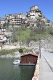 Lake Turano Royalty Free Stock Images