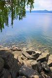 Lake Turgoyak Ural Russia Stock Images