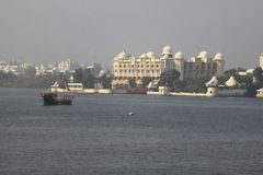Lake in Udaipur Royalty Free Stock Images