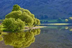 Lake Ullswater Royalty Free Stock Photos