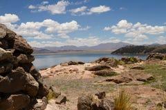 Lake Umayo  3. Royalty Free Stock Photos