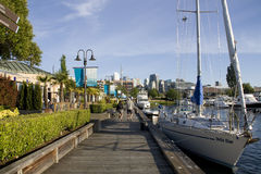 Lake Union Seattle Stock Photography