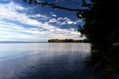 At the Lake Vättern Stock Photos